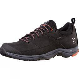 Haglofs Womens Mistral GT Shoe True Black / Dynamite