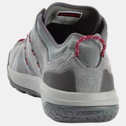 Mammut Womens Hueco Low GTX Shoe Grey/Dark Beet