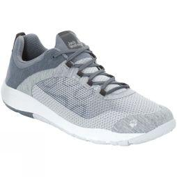 Jack Wolfskin Womens Portland Chill Low Shoe Grey Haze