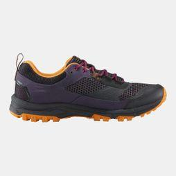 Haglofs Womens Gram Trail Shoe Acai Berry / True Black