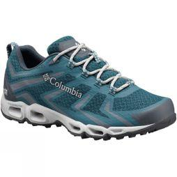 Columbia Womens Ventrailia 3 Low Outdry Boot Cloudburst/Silver Grey