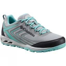 Columbia Womens Ventrailia Razor 2 OutDry Shoe Grey Ice/Gulf Stream
