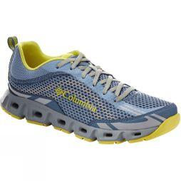 Columbia Womens Drainmaker IV Shoe Dark Mirage, Acid Yellow