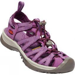 Keen Womens Whisper Sandal Grape Kiss/Grape Wine