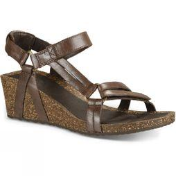 Womens Ysidro Universal Wedge Metallic Sandal