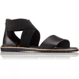 Sorel Womens Ella Sandal Black