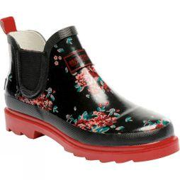 Regatta Womens Harper Welly Black / Molten