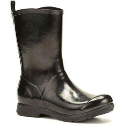 Muck Boot Womens Bergen Mid Boot Black