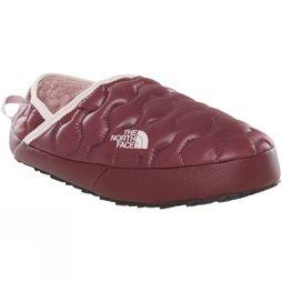 The North Face Womens Thermoball Traction Mule IV Slippers Shiny Fig/Burnished Lilac