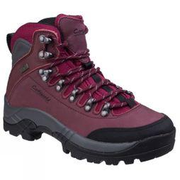 Cotswold Womens Westonbirt Boot Red