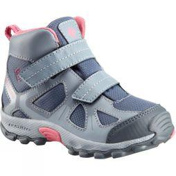 Columbia Boys Peakfreak Xcrsn Mid Wp Boot Mountain/ Camellia Rose