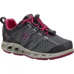 Columbia Kids Drainmaker III Shoe Dark Grey / Ultra Pink