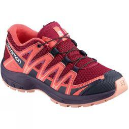 Salomon Kids XA Pro 3D Shoe Cerise./Dubarry/Peach Amber