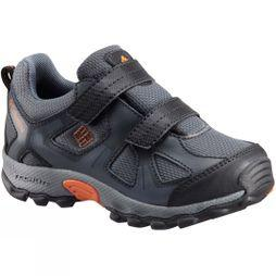 Columbia Boys Peakfreak Xcrsn Wp Shoe Graphite/ Heatwave