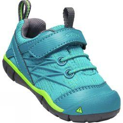 Keen Kids Toddler Chandler CNX Shoe Tahitian Tide/Bright Green