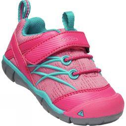 Keen Kids Toddler Chandler CNX Shoe Bright Pink/Lake Green