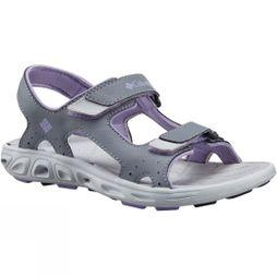 Columbia Kids Techsun Vent Shoe Tradewinds Grey/White Violet