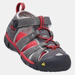 Keen Toddlers Seacamp II CNX Shoe Magnet/Racing Red
