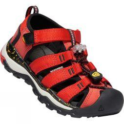 Keen Childrens Newport Neo H2 Sandal Fiery Red/Golden Rod