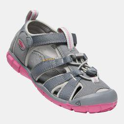 Keen Youth Seacamp II CNX Sandal Steel Grey/Rapture Rose