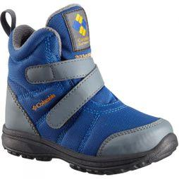 Columbia Boys Fairbanks Boot Azul/ Squash
