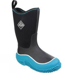 Muck Boot Kids Hale Boot Black / Blue