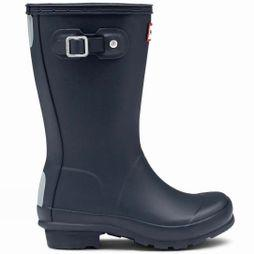 Hunter Kids Original Wellies Navy