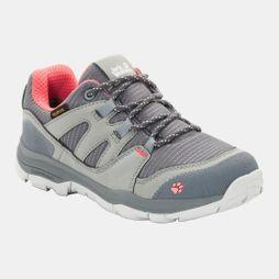 Jack Wolfskin Kids Mountain Attack 3 Texapore Low Titanium
