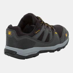 Jack Wolfskin Kids Mountain Attack 3 Texapore Low Burly Yellow Xt