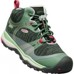 Keen Girls Terradora Mid WP Boot Duck Green/Quiet Green