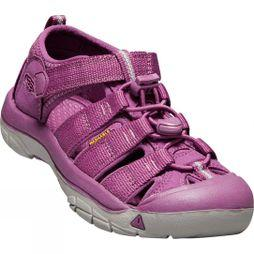 Keen Girls Newport H2 Sandal  Grape Kiss