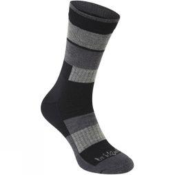 Mens Merino Banded Trail Sock