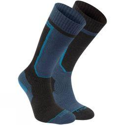 Mens Twin Pack Ski Socks