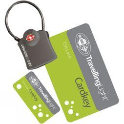 Sea to Summit Cardkey TSA Lock No colour