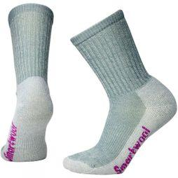 SmartWool Womens Hike Light Crew Sock Light Gray