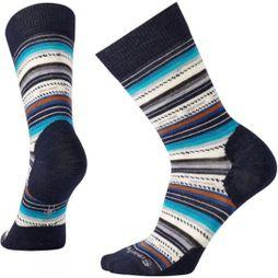 SmartWool Womens Margarita Sock Deep Navy Heather