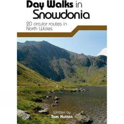Vertebrate Publishing Day Walks in Snowdonia No Colour