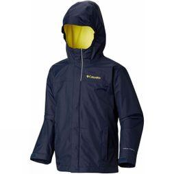 Columbia Boys Watertight Jacket Collegiate Navy/Autzen