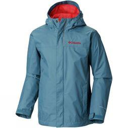 Columbia Boys Watertight Jacket Blue Heron