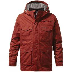 Craghoppers Boys Greer 3-in-1 Jacket Firth Red