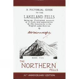 Frances Lincoln The Northern Fells: A Pictorial Guide to the Lakeland Fells Book Five No Colour