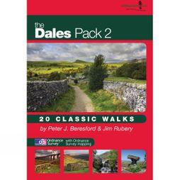 Walking-Books The Dales Pack 2: 20 Classic Walks No Colour