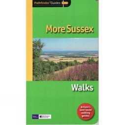Jarrold Publishing More Sussex Walks: Pathfinder Guide 52 No Colour