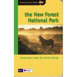 Jarrold Publishing The New Forest National Park: Crimson Short Walks No Colour