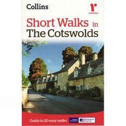 Collins Ramblers Short Walks in The Cotswolds No Colour