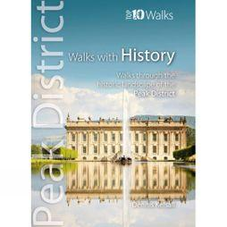 Mara Books Peak District Top 10 Walks: Walks with History 1st edition, Sept 2014