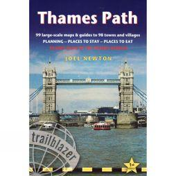 Trailblazer Thames Path 1st Edition, April 2015