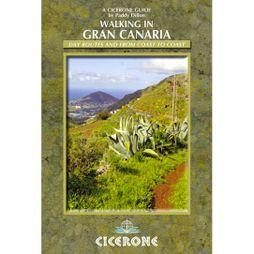 Cicerone Walking on Gran Canaria: Day Routes from Coast to Coast No Colour