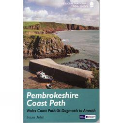 Aurum Press Pembrokeshire Coast Path: Wales Coast Path: St Dogmaels to Amroth No Colour