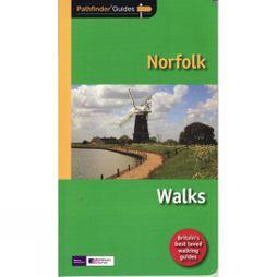 Jarrold Publishing Norfolk Walks: Pathfinder Guide No Colour